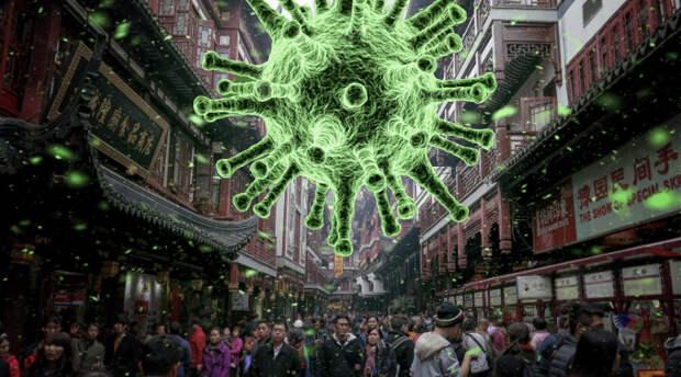 Американские спецслужбы назвали две версии возникновения коронавируса
