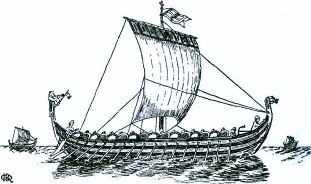 Викинги — гроза средневековой Европы. Кто они такие?