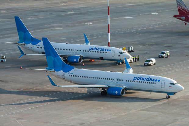 Российские авиакомпании понесли рекордные убытки в 2020 году