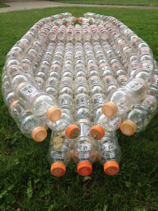 Способы переработки пластиковых бутылок