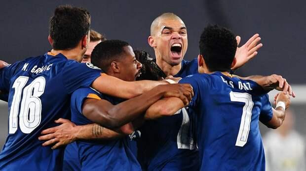 Пепе: «Порту» должен сыграть с «Челси» страстно, не пижонить и работать как команда»