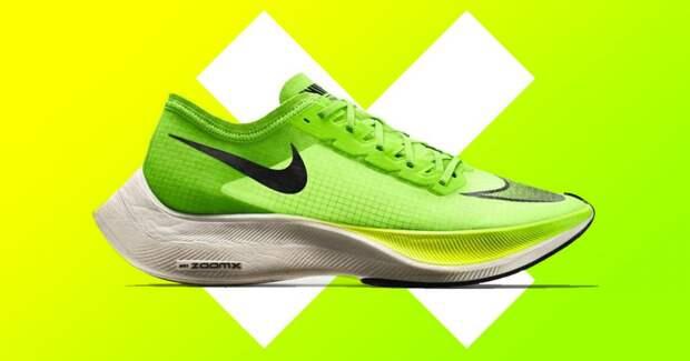 Кроссовки Nike чуть не запретили на соревнованиях. Они слишком хороши