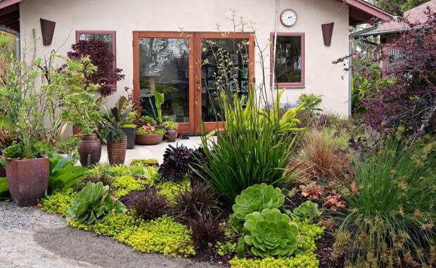 Ландшафтный дизайн дачного участка: 60 воплощений зеленого рая своими руками