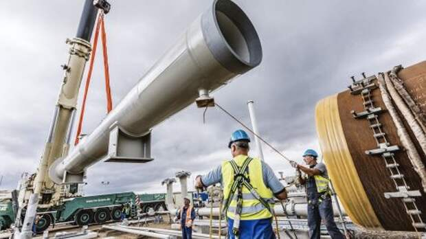 Страсти по газопроводу «Северный поток – 2» не утихают