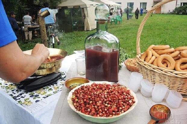 В Спасском-Лутовинове во время Тургеневского праздника