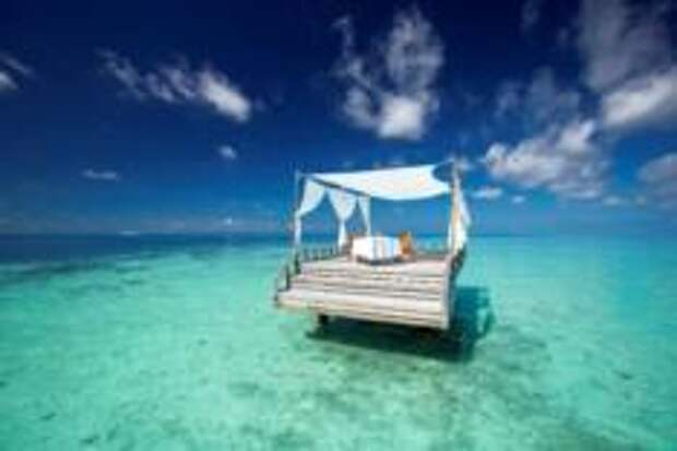 Остров всех влюбленных — Baros Maldives