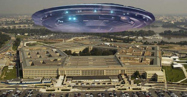 Пентагон признал, что хранит обломки НЛО и проводит над ними испытания