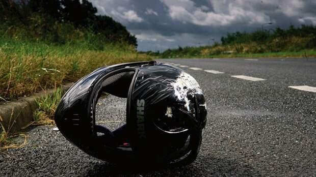 В ДТП в Тверской области сломал ключицу молодой мотоциклист