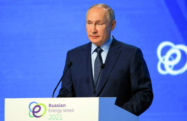 Путин: мы свой лимит на революции исчерпали