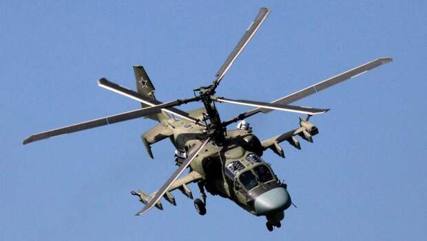 """""""Вертолеты России"""" полностью обеспечивают потребность МО в новых Ка-52"""