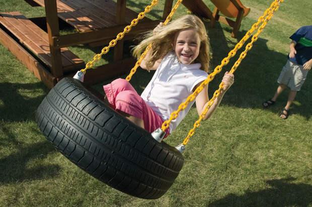 Без лишних усилий и затрат. Детям всегда пригодится на даче.