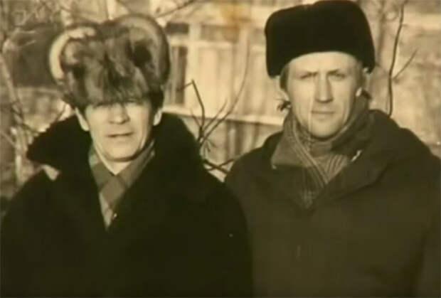 Александр Комин и Александр Михеев