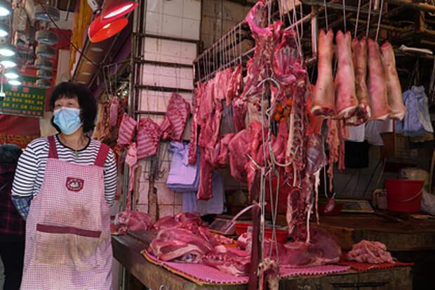 Китайцы вернулись к поеданию переносчиков коронавируса после окончания эпидемии