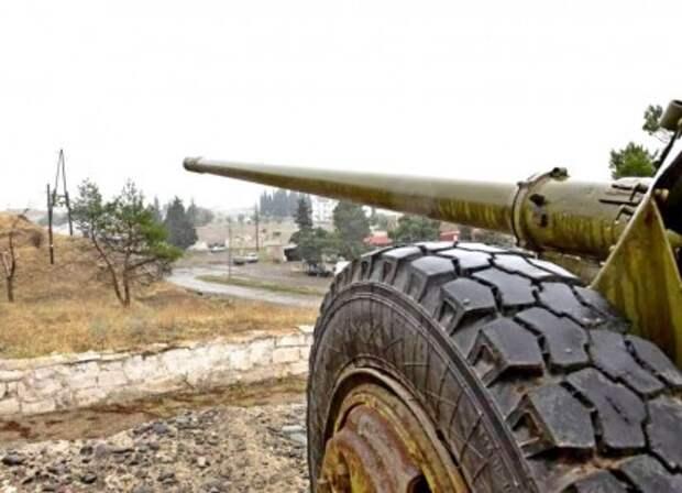 В Нагорном Карабахе Турция атакует Россию