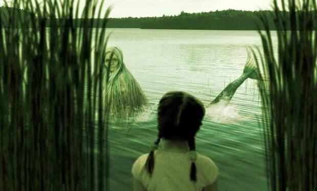 Всё-таки русалки существуют! Мистическая история из жизни