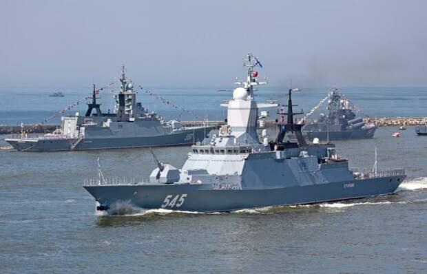 Польша: Российский флот на Балтике стремительно набирает силу
