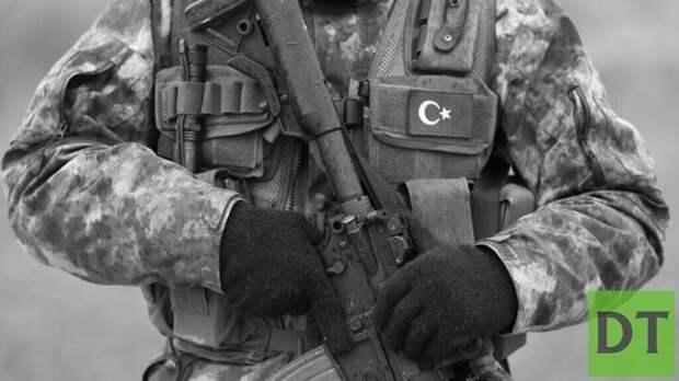 Турецкий спецназ уже в Мариуполе