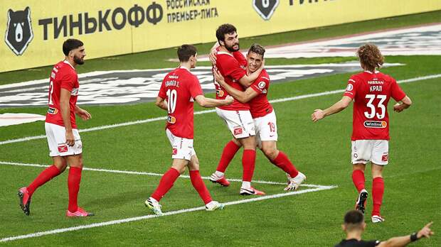 «Спартак» стал неофициальным чемпионом Москвы