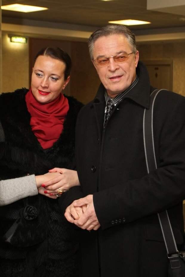 Ивар Каланыныш с супругой