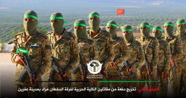 Убийцы из«Дивизии Султан Мурад» оставили кровавый след вСирии (ФОТО, ВИДЕО)