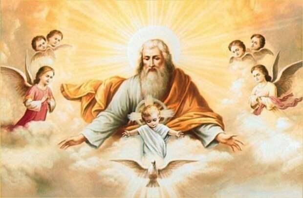 Тайна происхождения человечества. Имя Русского Бога