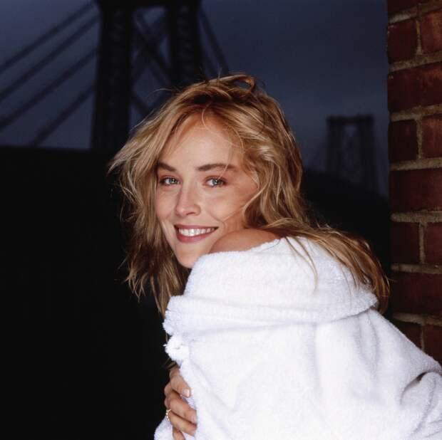 Шэрон Стоун показала видео кастинга на роль в «Основном инстинкте»