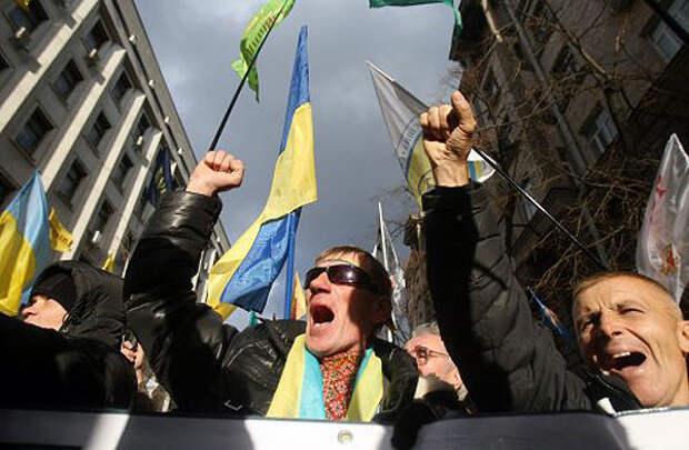 В Киеве поймали двух вооруженных наемников