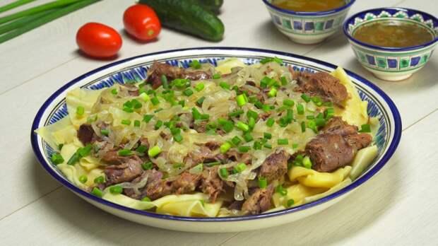 Национальная кухня Казахстана. 3 простых рецепта