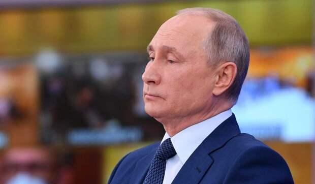 """Путин о расследовании про """"дочь"""": Навалено в одну кучу"""