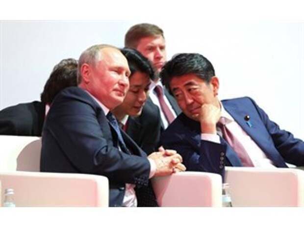 Россия проигрывает Японии «битву за Курилы»?