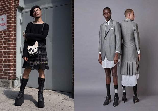Не перевелись еще в России настоящие мужчины - о пагубном влиянии американской моды
