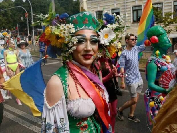 ЛГБТ-революция: еще одно измерение современной войны