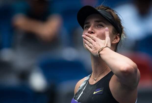 Свитолина во втором круге турнира в Истборне проиграла