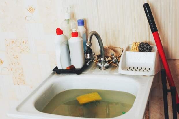Как быстро устранить засор в домашних условиях без химии