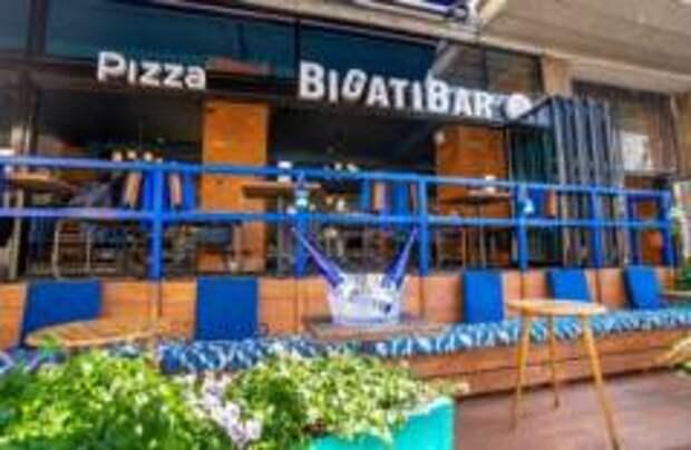 Московский Bigati Bar готовит испанскую вечеринку на веранде