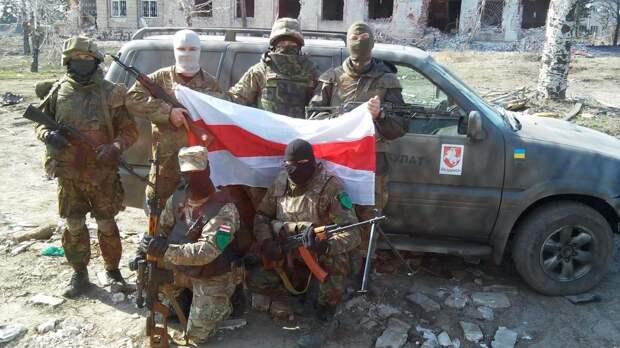 Украина начинает подготовку боевиков, чтобы сорвать объединение Белоруссии с РФ