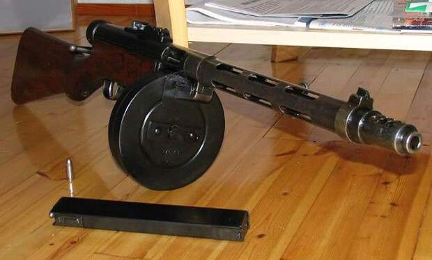 Мифы о советском оружии
