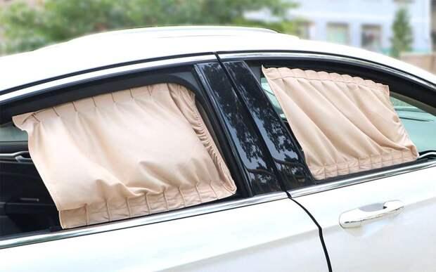 Новые штрафы за шторки на стеклах? Ответ ГИБДД