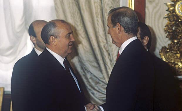 Расширение НАТО: что услышал Горбачев