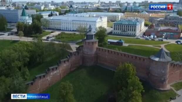 Более трехсот деревьев и двадцать тысяч кустарников высадят на территории Нижегородского Кремля