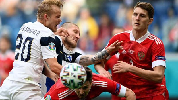 """Экс-игрок """"Зенита"""" назвал игру сборной России на Евро-2020 ерундой"""