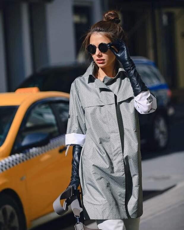 Ветровка – главная женская верхняя одежда весны 2021