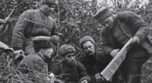 Кто не попадал в плен в Великой Отечественной войне