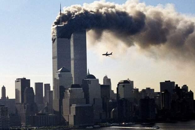 Сегодня США отмечают годовщину терактов 11 сентября 2001 года
