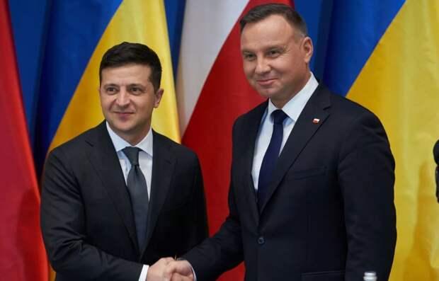 Украине придется жить на свои. И Польше тоже