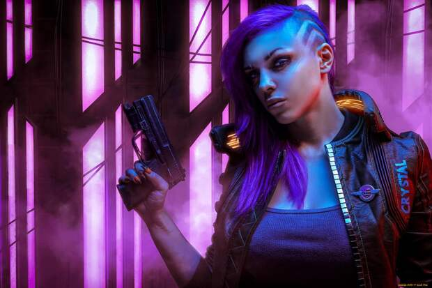 CD Projekt RED выпустили новый трейлер Cyberpunk 2077