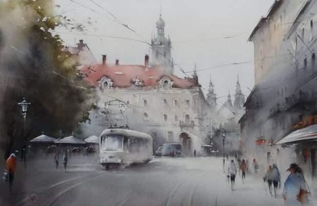 художник Илья Ибряев картины - 08