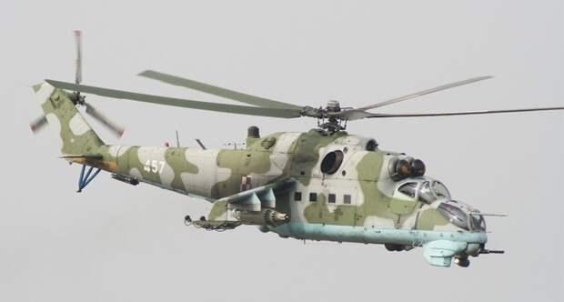 Польской армии придется пользоваться вертолетами Ми-24 еще 7-10 лет