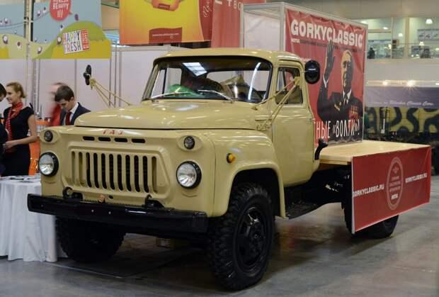 ГАЗ-52 – самый популярный советский грузовик своей эпохи