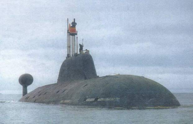 АПЛ проекта 971 «Щука-Б»: стальные акулы российского флота